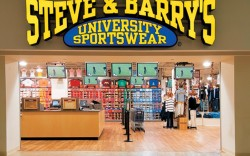 The most surprising company failure according to 26 percent of FN readers was the 175-store Steve & Barry&#8217s