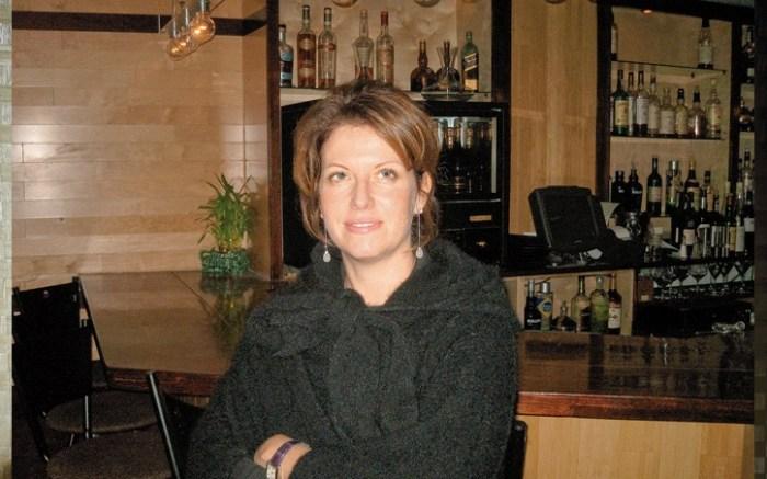 Francesca Mambrini visit to the states