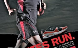 Under Armour ad