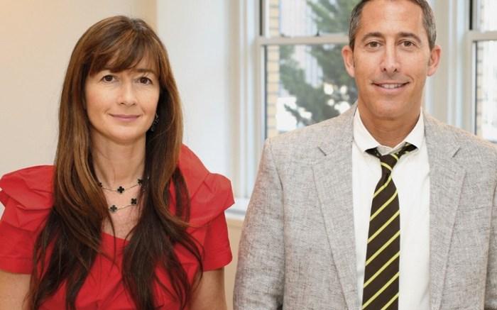Kate Spade co-presidents Deborah Lloyd and Craig Leavitt