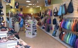 Ameribag Adventures store interior