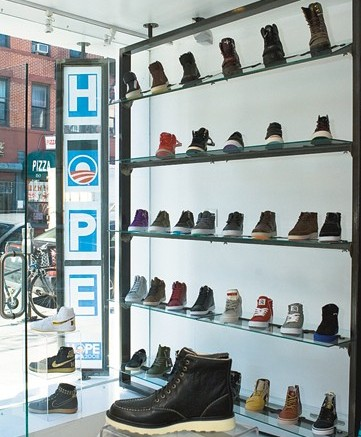 Brooklyn NY boutique Rime