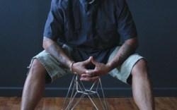 Reggae singer Dr Israel in Heyday&#8217s Super Shift sneakers