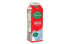 Tuscan milk carton