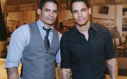 Shane and Shawn Ward