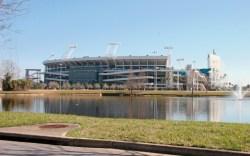 The Jacksonville Jaguars&#8217 stadium