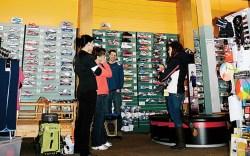 Gord&#8217s Running Store