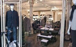 Fashion-forward men look to Odin New York for designer footwear and apparel