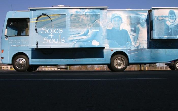 Soles4Souls North American RV Tour