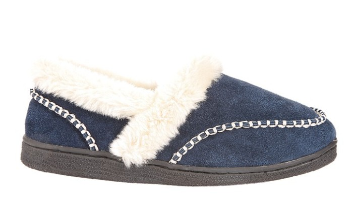 Cozy lined slip-on by Green Ease