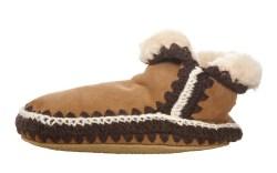 Sheepskin bootie by Woolrich