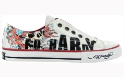 Ed Hardy high- and low-tops XOTMixx in Miami