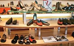 Inside Hangis Footwear