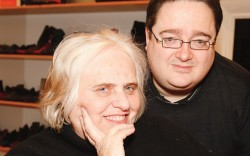 Martine Verbrugghen and Pierre-Emmanuel H&#233laine