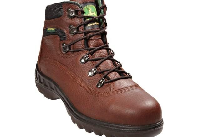 John Deere&#8217s electrical-hazard steel-toe boot