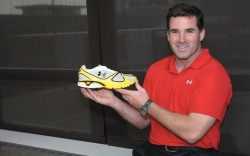 When his company&#8217s sales fell short of expectations Under Armour CEO Kevin Plank cut his salary