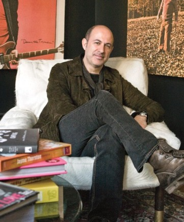 John Varvatos photographed for FN in the Star USA showroom in New York