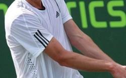 Tennis player Sam Querrey