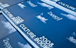 The company publishes its first &#8220Culture Book&#8221 filled with employee contributions about the corporate culture