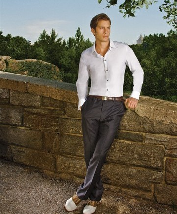 Mens Spring 2010 All-American Trend