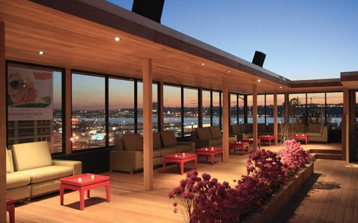 Hotel on Rivington&#8217s Penthouse & Rooftop