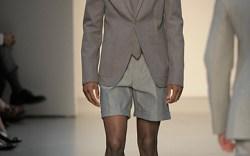 Calvin Klein Mens Spring 2010