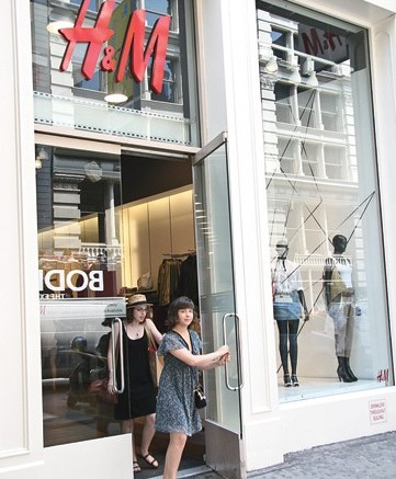 Fashion retail chains such as H&M are winning over today&#8217s teens with their ever-changing merchandise mix low prices and easy-to-shop layouts