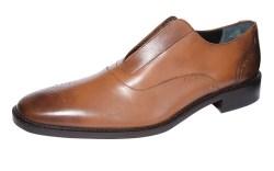 Robert Cameron&#8217s leathersoled slip-on
