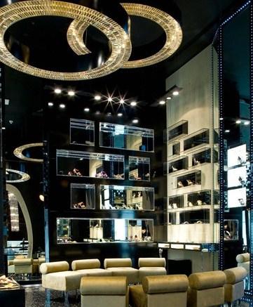 Gina store in the Dubai Mall