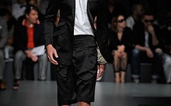 Gianfranco Ferr&#233 Mens Spring 2010