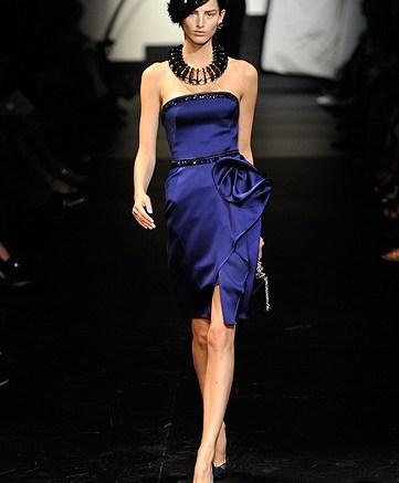 Giorgio Armani Priv&#233 Fall Couture 2009