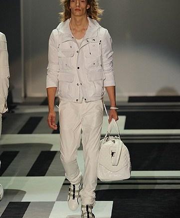 Gucci Mens Spring 2010