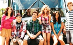 AnnaLynne McCord Sophia Bush SolangeKnowles Joel Madden Brody Jenner and Cody Linley would return for a second multimedia campaign for Iconix Brand Group Op