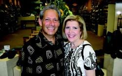 Lenny and Marcia Comeras