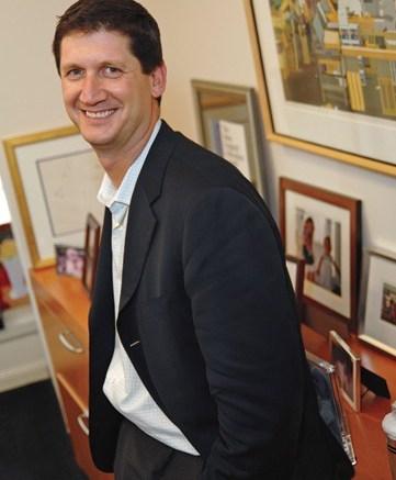 Shoebuycom CEO Scott Savitz