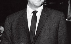 Silverstein in the late 1950s