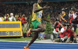 Usain Bolt&#8217s electrifying wins got plenty of attention &#8212 especially from Puma