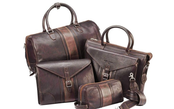 Martin Dingman is relaunching his bag category