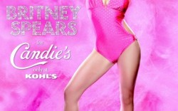 Britney Spears&#8217 ad campaign for Candie&#8217s and Kohl&#8217s