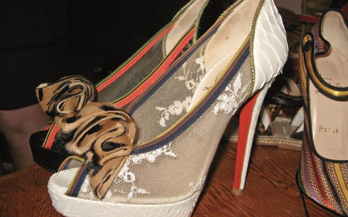 Christian Louboutin&#8217s new collection