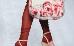 ANTONIO MARRAS&#8217 espadrille sandals with floral embellishments