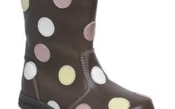 Pediped&#8217s polka-dot bootie