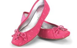 Limited-edition Jessica Simpson flats for the cause
