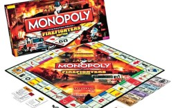 Monopoly is out with a new &#8220Firefighter&#8217s Edition&#8221