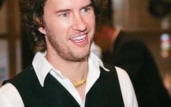 Philanthropy winner Blake Mycoskie in 2008