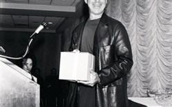 Designer of the Year Ernesto Esposito in 1998