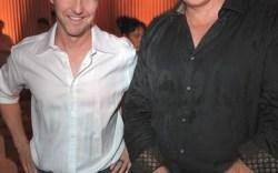 Edward Norton and Puma North America President Jay Piccola