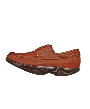 Cogents moc-toe boat shoe