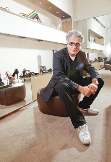 Designer of the Year: Giuseppe Zanotti
