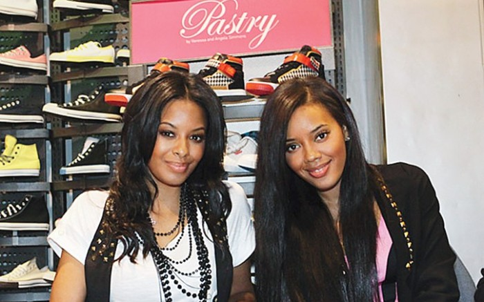 Pastry&#8217s Vanessa and Angela Simmons